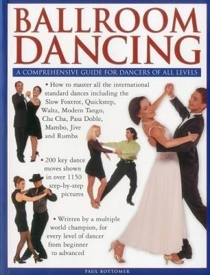 Ballroom Dancing: A Comprehensive Guide for Dancers of All Levels price comparison at Flipkart, Amazon, Crossword, Uread, Bookadda, Landmark, Homeshop18