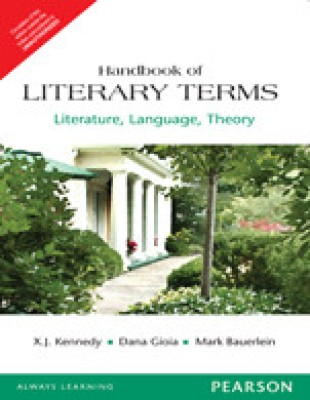 Buy Handbook of Literary Terms : Literature, Language, Theory: Book