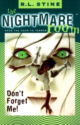 The Nightmare Room My Name is Evil By R.L. Stine: Buy Paperback ...
