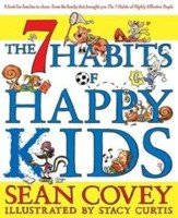 THE 7 HABITS OF HAPPY KIDS PA: Book