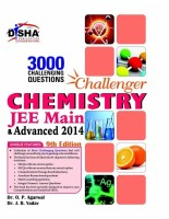 Challenger Chemistry : JEE Main and Advanced 2014 9th Edition: Book
