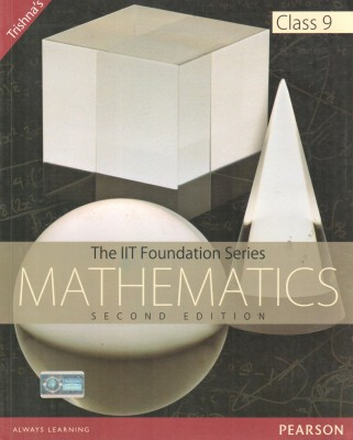 Buy IIT Foundation Series: Mathematics (Class 9) 2nd Edition: Book