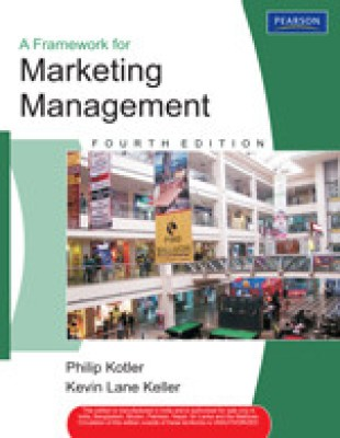 a framework for marketing image management Managers know that the customer's impression of an organization is important and sometimes companies attempt to determine just what that impression is.