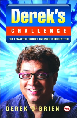 Dereks Challenge : For a Smarter, Sharper and More Confident You price comparison at Flipkart, Amazon, Crossword, Uread, Bookadda, Landmark, Homeshop18