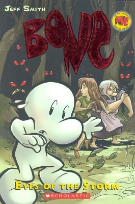 Buy BONE : Eyes Of The Storm (Graphix): Book