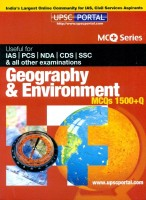 Geography & Environment MCQs 1500+Q: Book