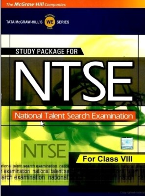 Buy NTSE Study Package For Class - VIII 1st Edition: Book
