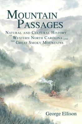 Appalachian art blue essay in journal mountain nature reflection ridge