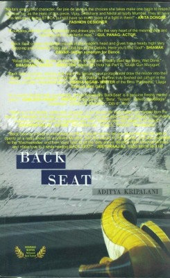Buy Back Seat: A Mumbai Tale: Book
