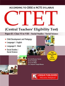 Best Books to prepare for CTET Test?