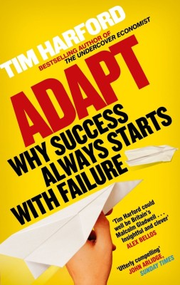 Buy Adapt: Why Success Always Starts With Failure: Book