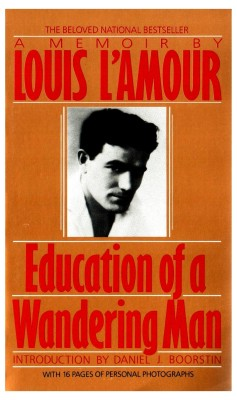 Buy Education Of A Wandering Man : A Memoir: Book