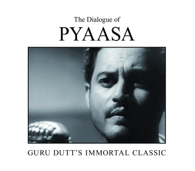 Buy The Dialogue of Pyaasa (With DVD): Book