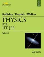 Physics for IIT-JEE (Volume - 1) 1st  Edition: Book