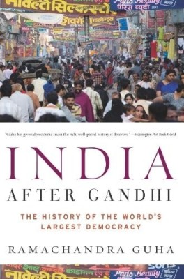 Compare India After Gandhi: The History Of The World