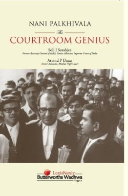 Buy Nani Palkhivala The Courtroom Genius 1st  Edition: Book
