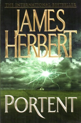 portent by james herbert buy paperback edition at best