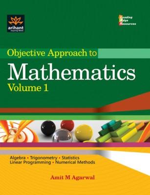 Objective Approach To Mathematics (Volume-1) 01 Edition price comparison at Flipkart, Amazon, Crossword, Uread, Bookadda, Landmark, Homeshop18