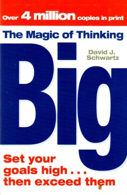 Buy The Magic Of Thinking Big: Book