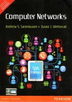 Computer Networks 5th Edition 5th  Edition: Book