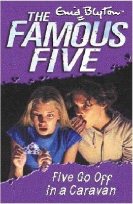 Buy Five Go Off in a Caravan (The Famous Five Series #5): Book