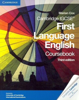 Buy Cambridge IGCSE First Language English Coursebook 3rd  Edition: Book