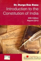 Introduction to the Constitution of India 20 Edition: Book
