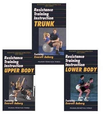 Resistance Training Instruction Video Series Package