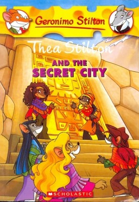 Thea Stilton and the Secret City price comparison at Flipkart, Amazon, Crossword, Uread, Bookadda, Landmark, Homeshop18