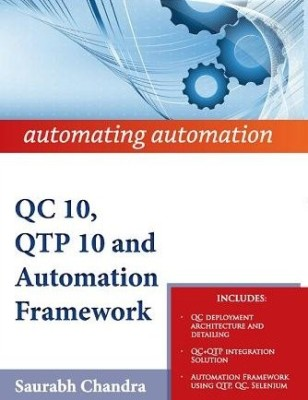 Buy QC 10, QTP 10 And Automation Framework 1st Edition: Book