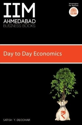 Buy IIM Ahmedabad Business Books: Day to Day Economics: Book