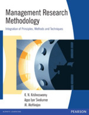 management research methodology Buy management research methodology 1 by k n krishnaswamy, appa iyer  sivakumar, m mathirajan (isbn: 9788177585636) from amazon's book store.