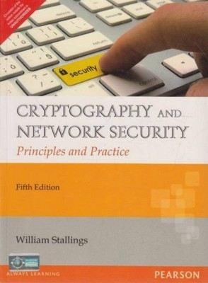 Cryptography and network security: principles and practice.