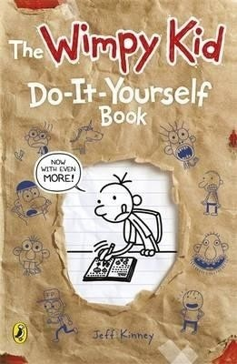 Buy The Diary of a Wimpy Kid: Do-It-Yourself Book: Book