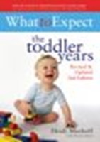 What To Expect The Toddler Years: Book