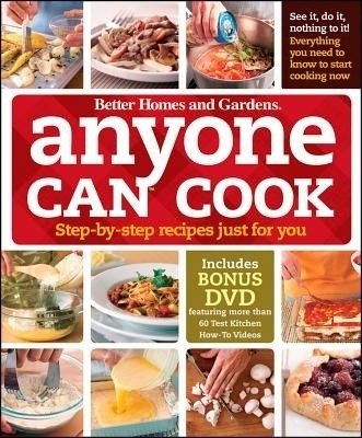 Anyone Can Cook DVD Edition: Step-by-Step Recipes Just for You price comparison at Flipkart, Amazon, Crossword, Uread, Bookadda, Landmark, Homeshop18