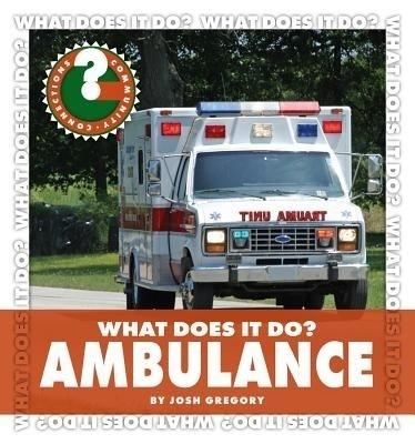 What Does It Do? Ambulance price comparison at Flipkart, Amazon, Crossword, Uread, Bookadda, Landmark, Homeshop18