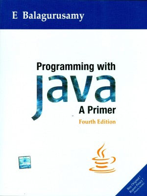 Flipkart.com :Programming with Java : A Primer 4 Edition (Paperback) with 45% discount for Rs. 213 only from Flipkart.com