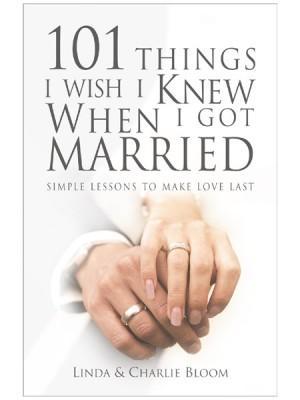 101 Things I Wish I Knew When I Got Married price comparison at Flipkart, Amazon, Crossword, Uread, Bookadda, Landmark, Homeshop18