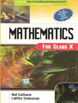 Mathematics for Class - X 2nd Edition price comparison at Flipkart, Amazon, Crossword, Uread, Bookadda, Landmark, Homeshop18