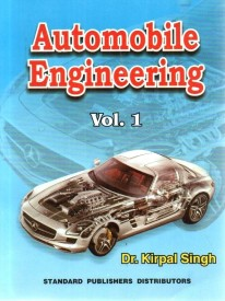 Buy Automobile Engineering