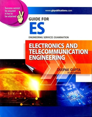 Buy Guide For IES Engineering Service Examination: Electronics And Telecommunication Engineering 01 Edition: Book