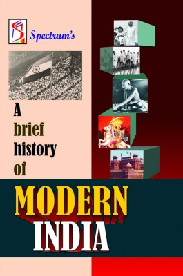 Buy A Brief History of Modern India: Book