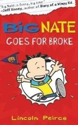 Buy Big Nate Goes for Broke: Book