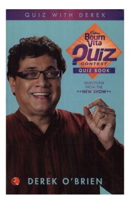 Bournvita Quiz Contest Quiz Book price comparison at Flipkart, Amazon, Crossword, Uread, Bookadda, Landmark, Homeshop18