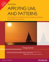 Applying UML and Patterns : An Introduction to Object-Oriented Analysis and Design and Iterative Development 3 Edition: Book