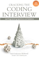 Cracking The Coding Interview: 150 Programming Questions And Solutions 5th Edition: Book