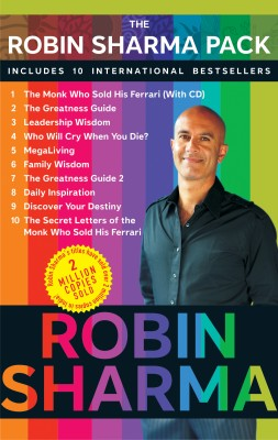 Buy The Robin Sharma Pack (Set Of 10 Volumes): Book