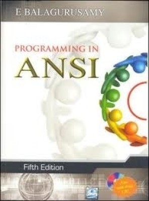 Buy Programming in ANSI C (With CD) 5 Edition: Book