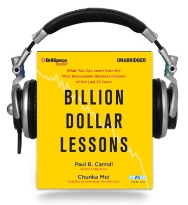 Buy Billion Dollar Lessons: Book